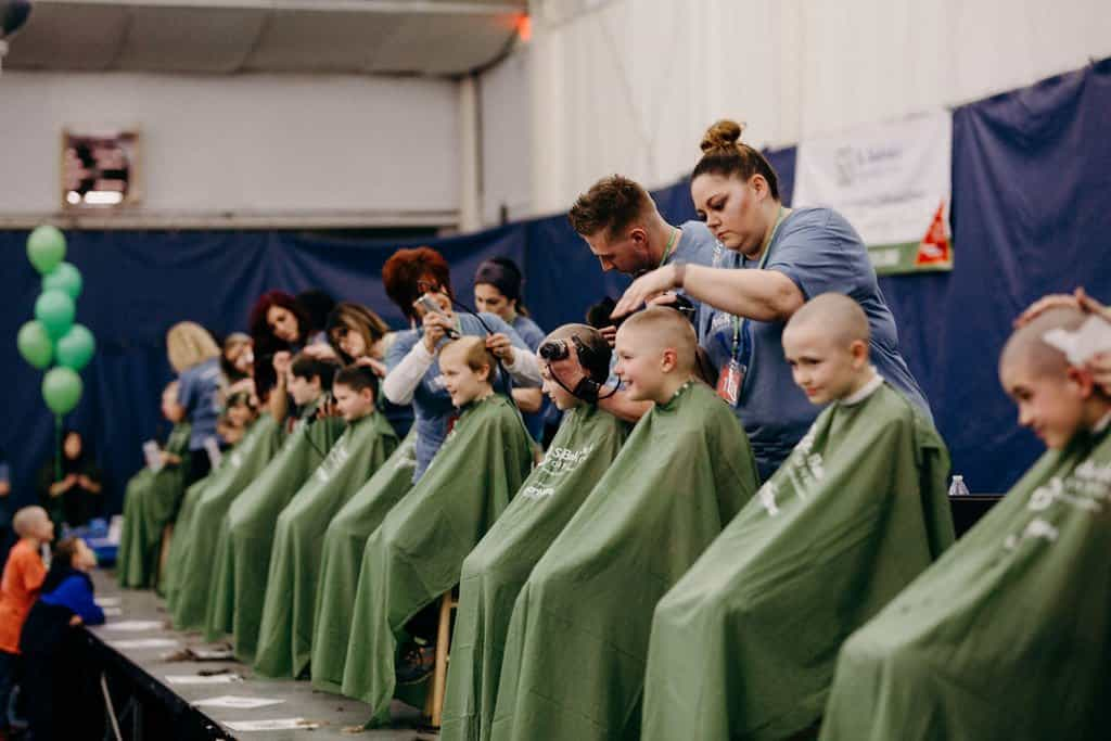 St. Baldricks | I bet you wouldn't shave your head 150