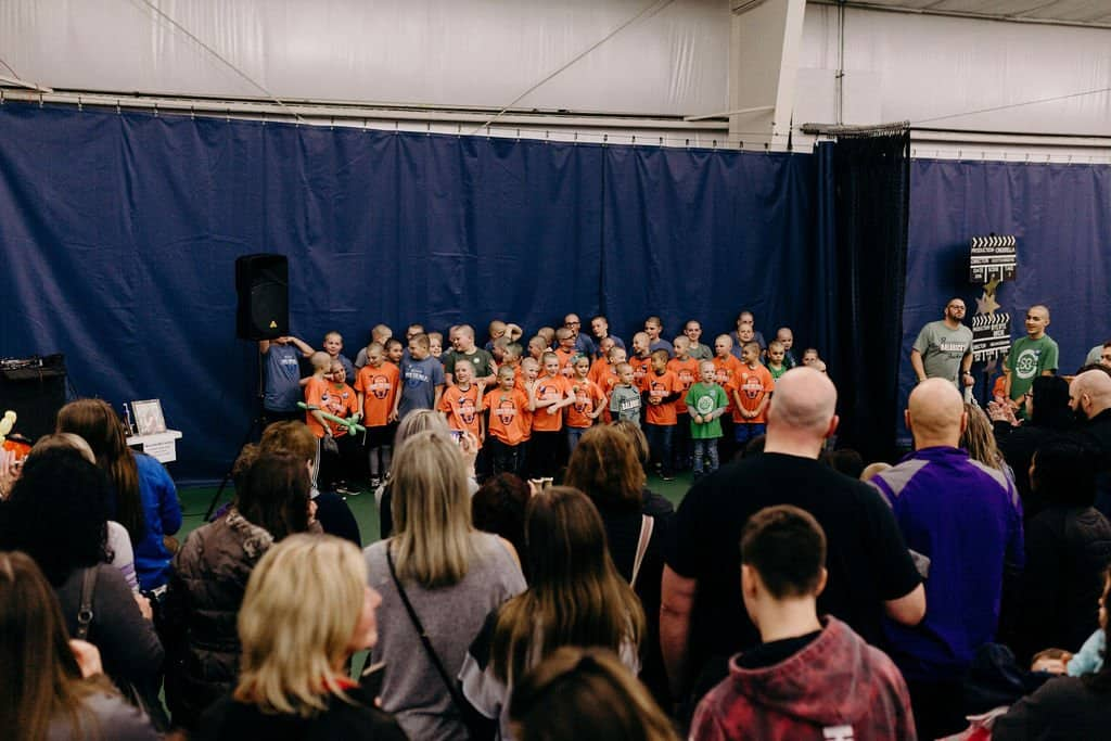 St. Baldricks | I bet you wouldn't shave your head 151