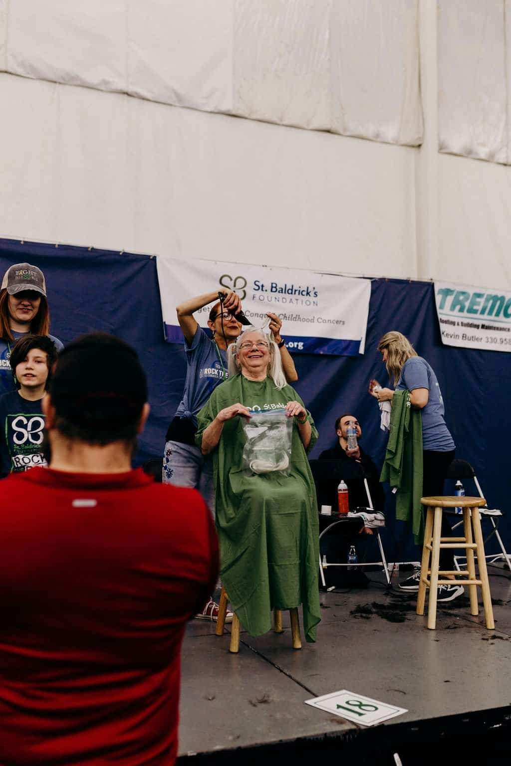 St. Baldricks | I bet you wouldn't shave your head 232