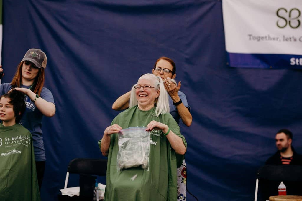 St. Baldricks | I bet you wouldn't shave your head 153