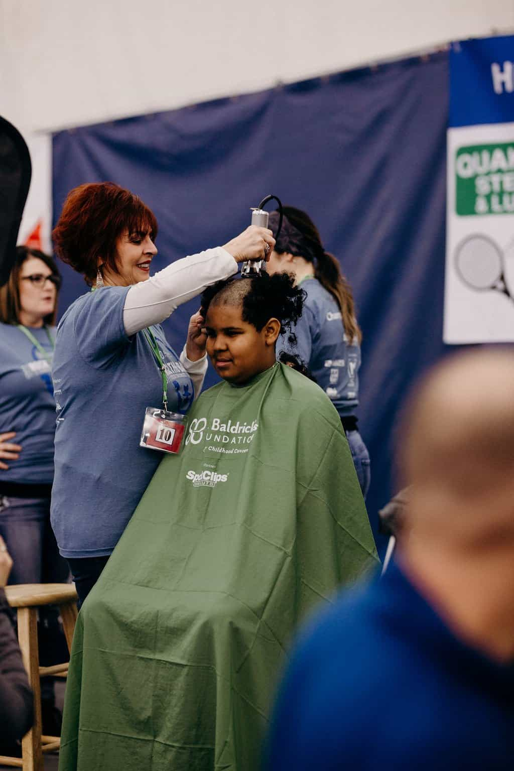 St. Baldricks | I bet you wouldn't shave your head 235
