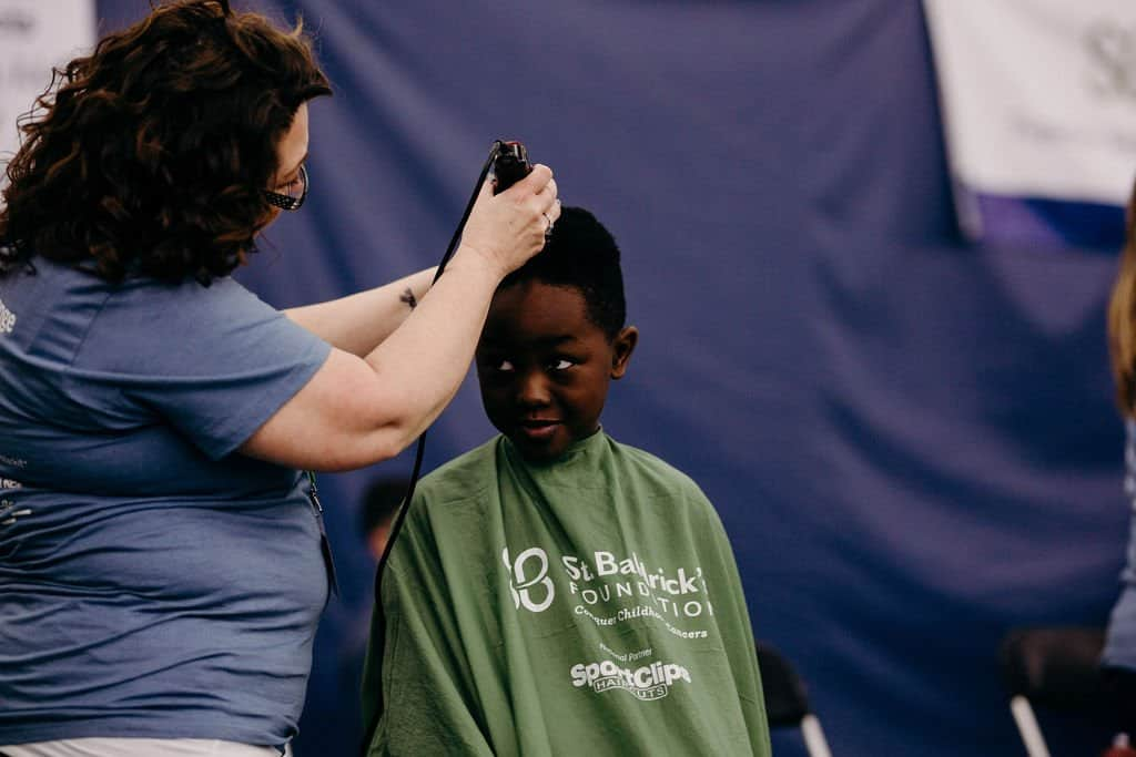 St. Baldricks | I bet you wouldn't shave your head 156