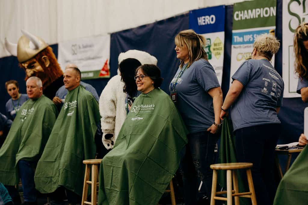 St. Baldricks | I bet you wouldn't shave your head 89