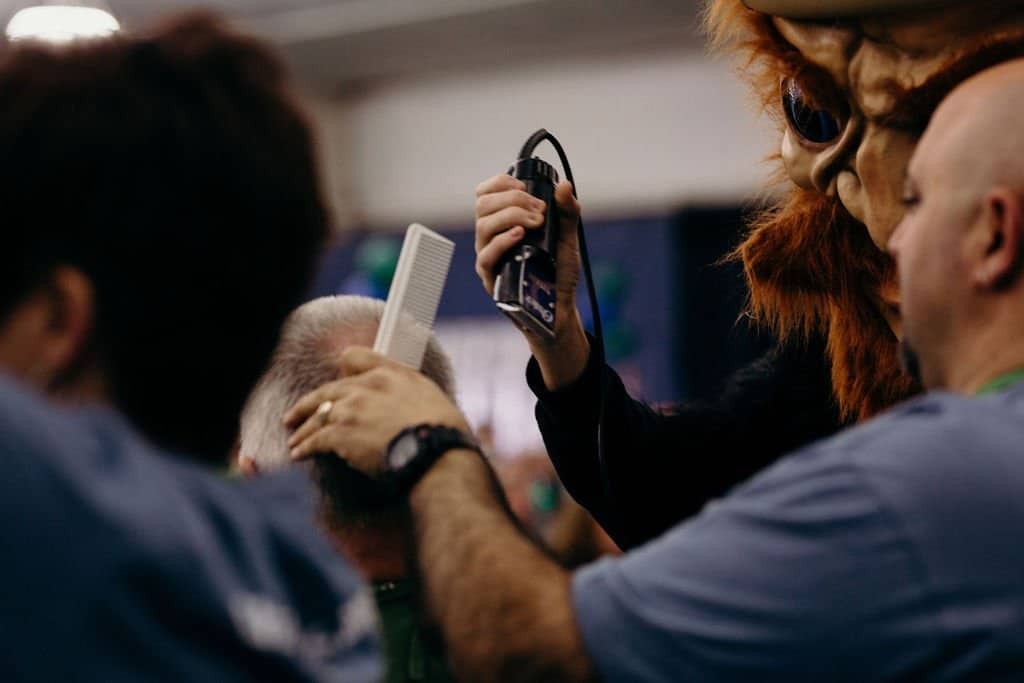 St. Baldricks | I bet you wouldn't shave your head 91
