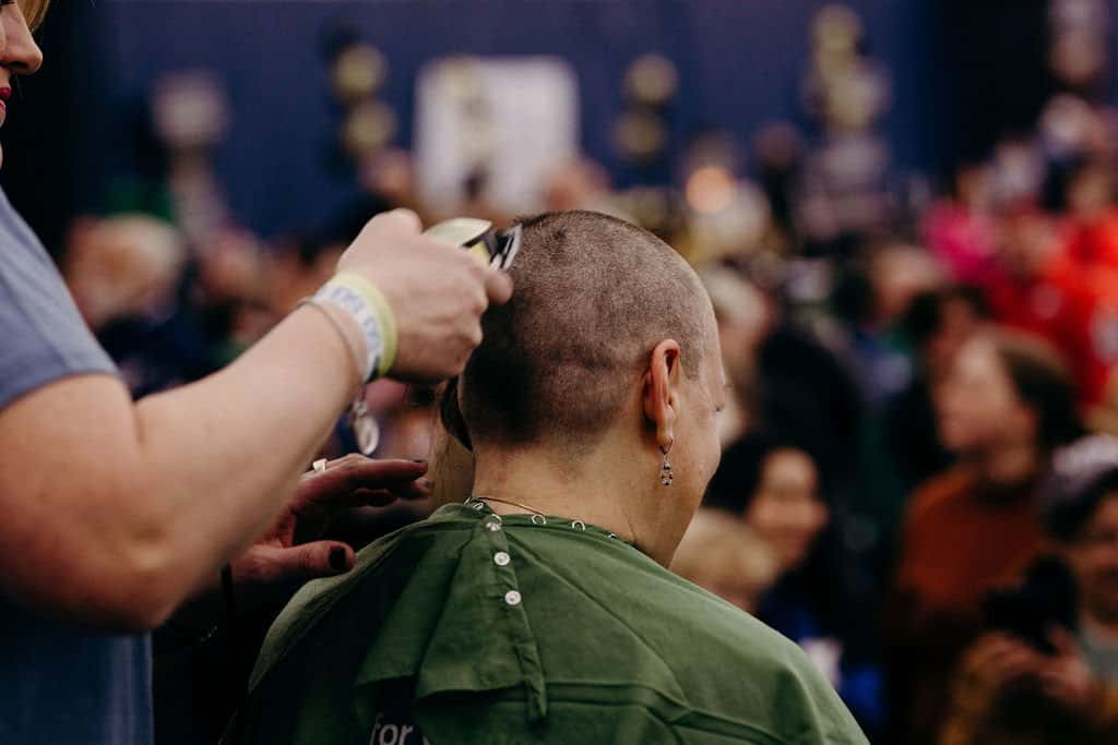 St. Baldricks | I bet you wouldn't shave your head 97