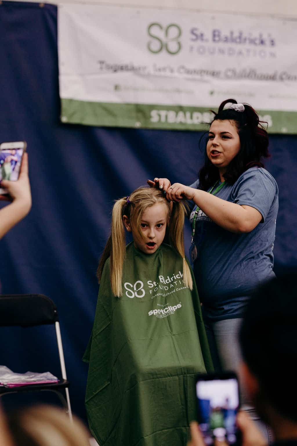 St. Baldricks | I bet you wouldn't shave your head 178