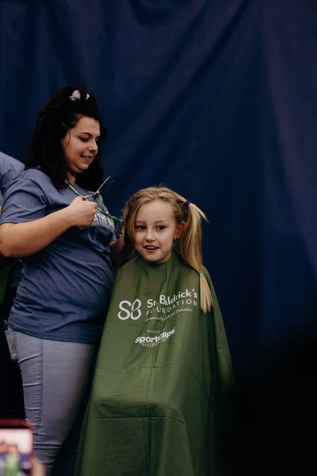 St. Baldricks | I bet you wouldn't shave your head 179