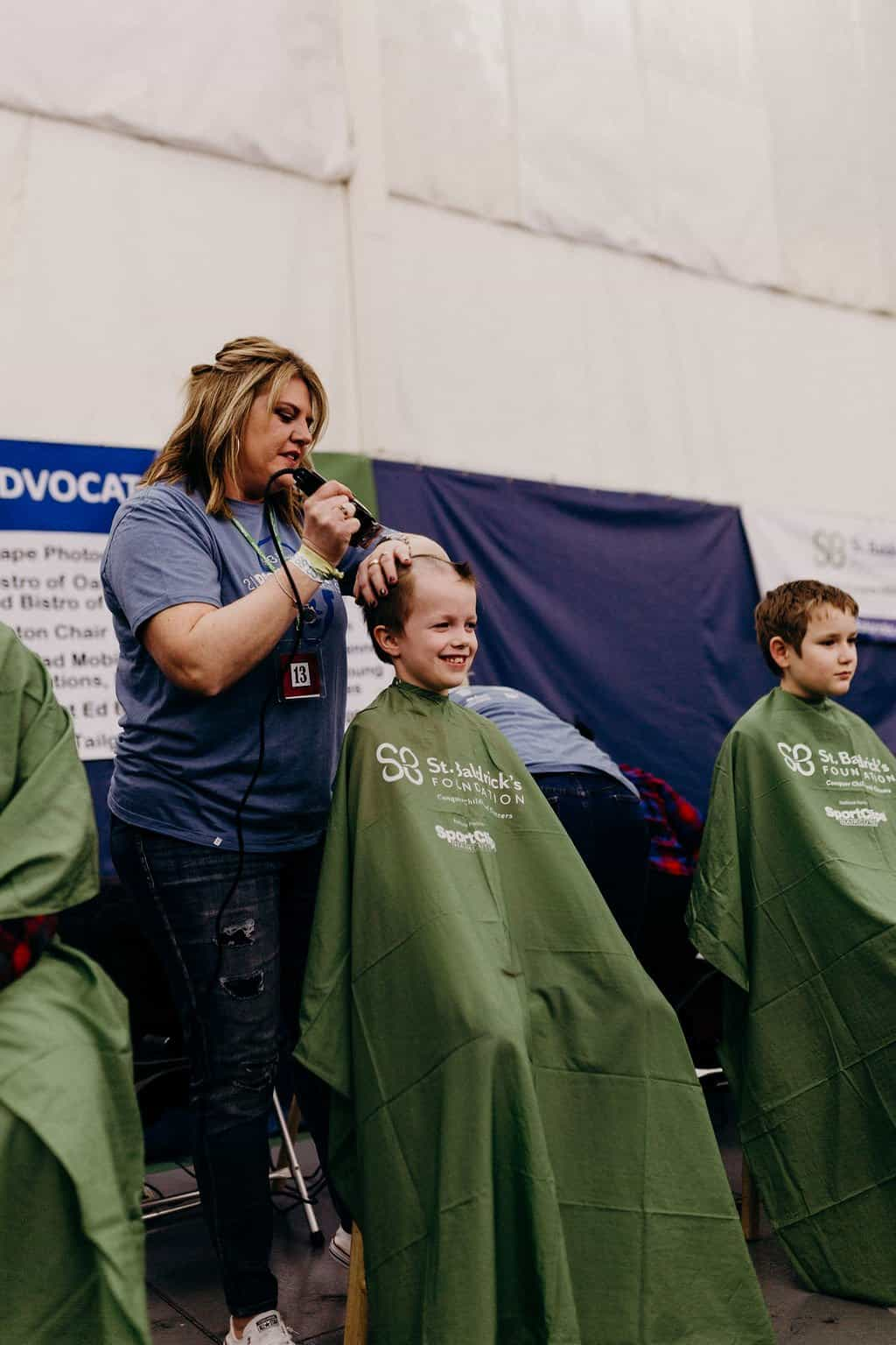 St. Baldricks | I bet you wouldn't shave your head 182
