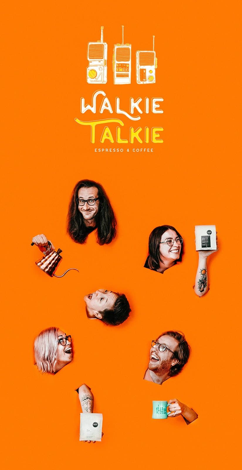 Walkie Talkie Espresso & Coffee 13