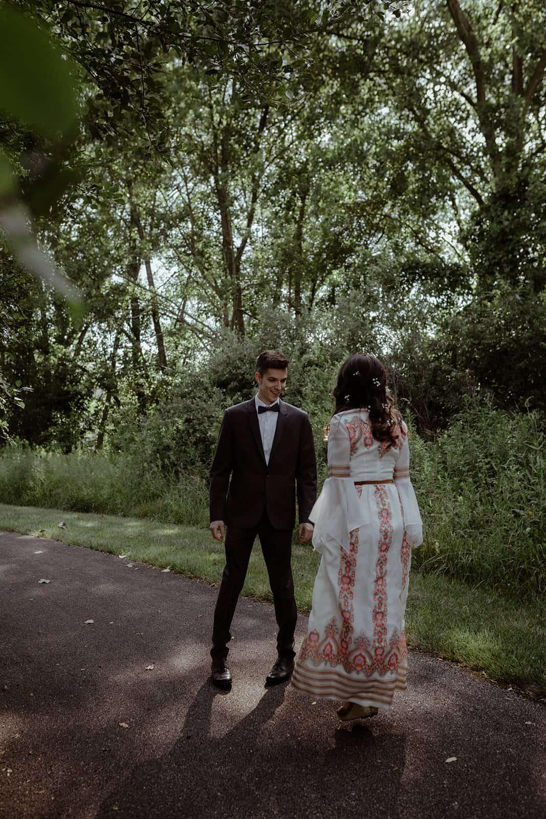 COVID-19 Backyard Wedding - WILLIAM + KAYLA 197