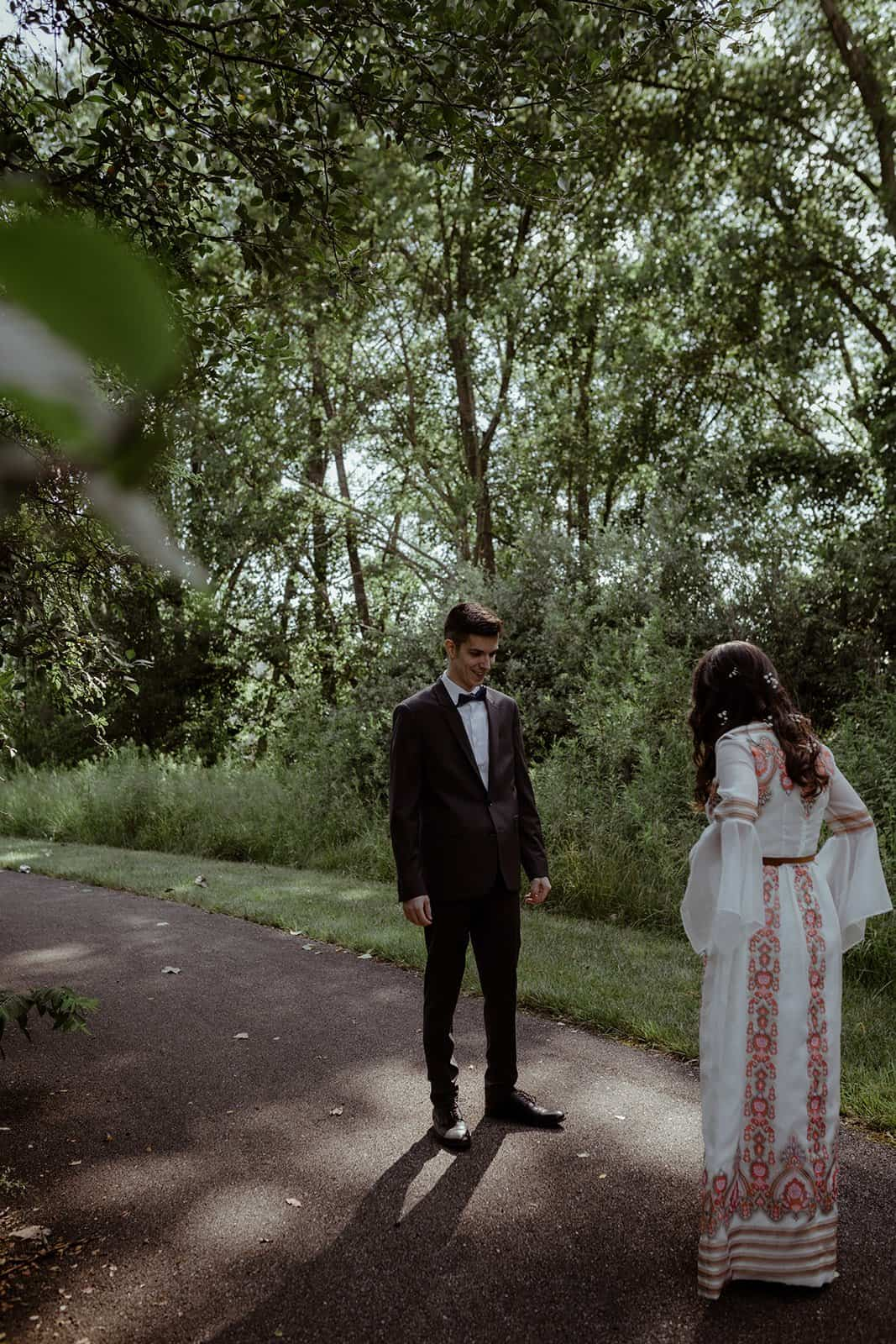 COVID-19 Backyard Wedding - WILLIAM + KAYLA 199