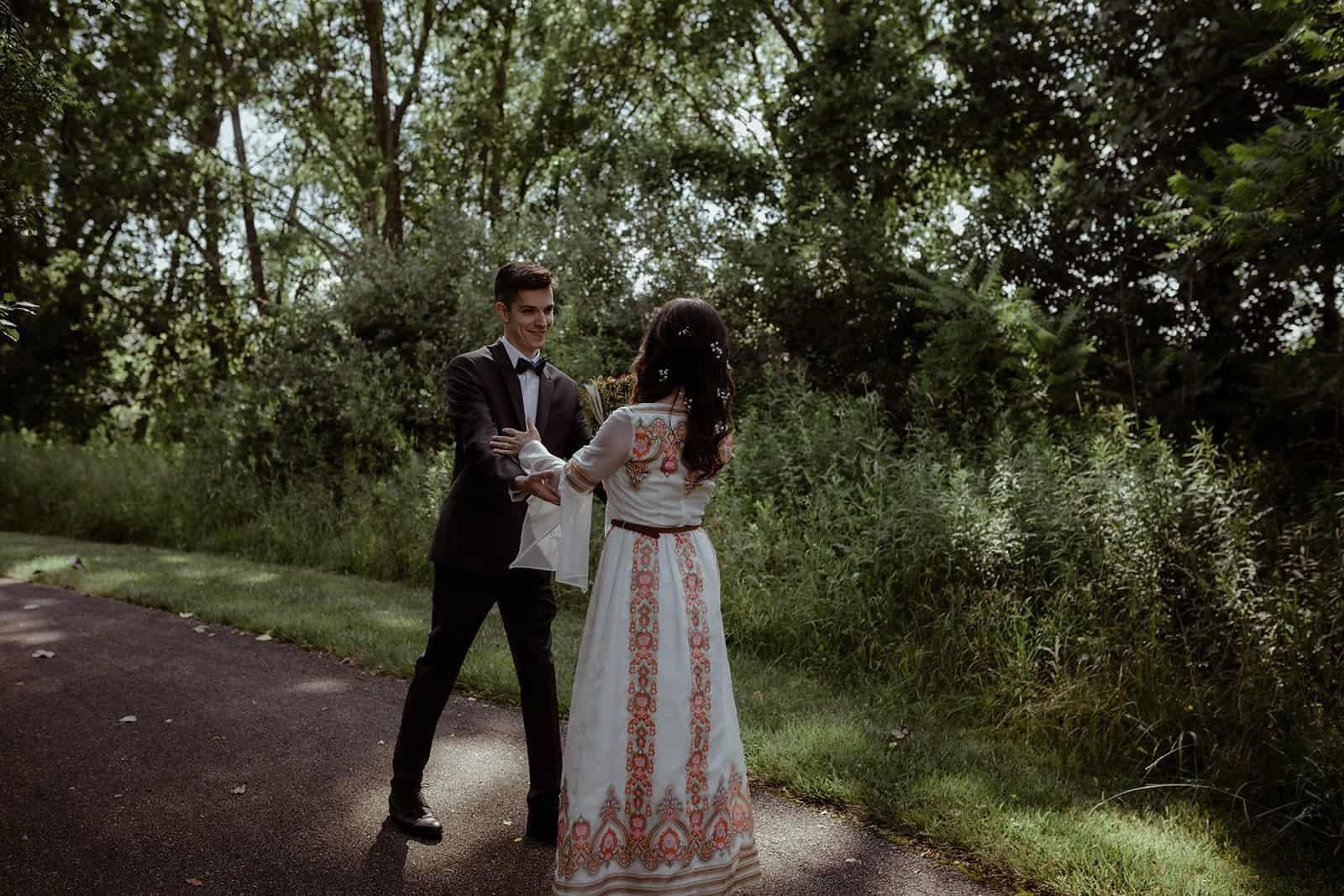 COVID-19 Backyard Wedding - WILLIAM + KAYLA 200