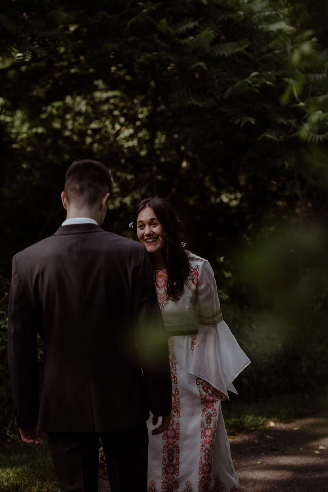 COVID-19 Backyard Wedding - WILLIAM + KAYLA 201