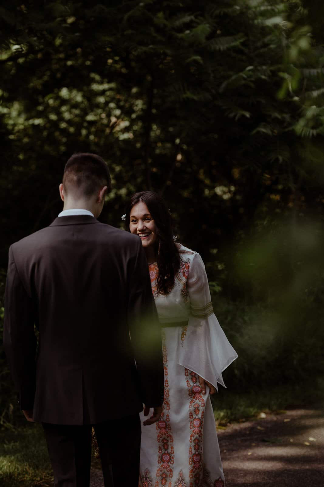COVID-19 Backyard Wedding - WILLIAM + KAYLA 202