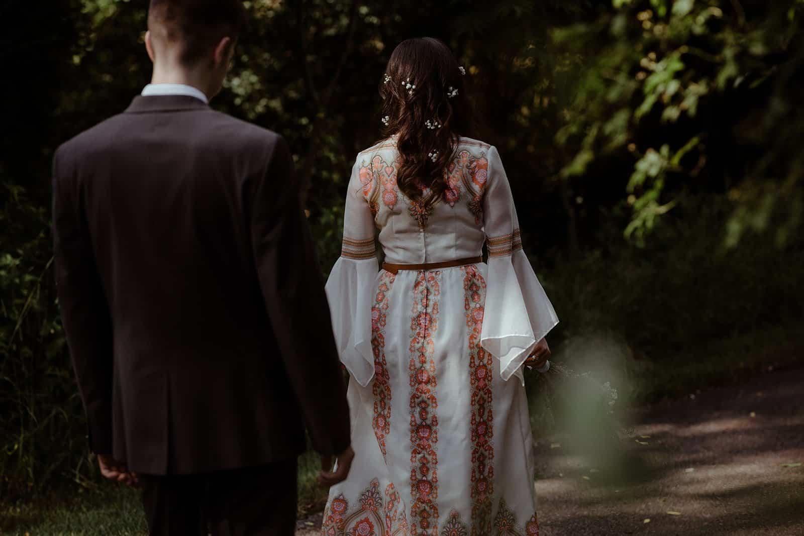 COVID-19 Backyard Wedding - WILLIAM + KAYLA 203