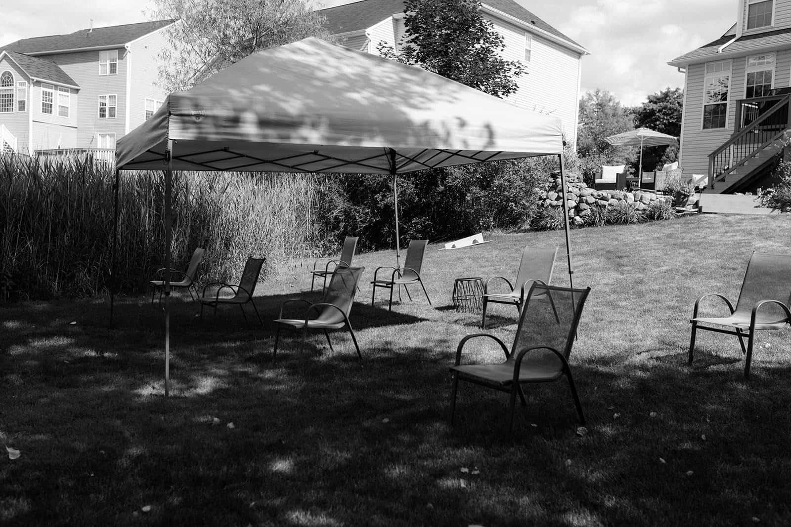 COVID-19 Backyard Wedding - WILLIAM + KAYLA 172