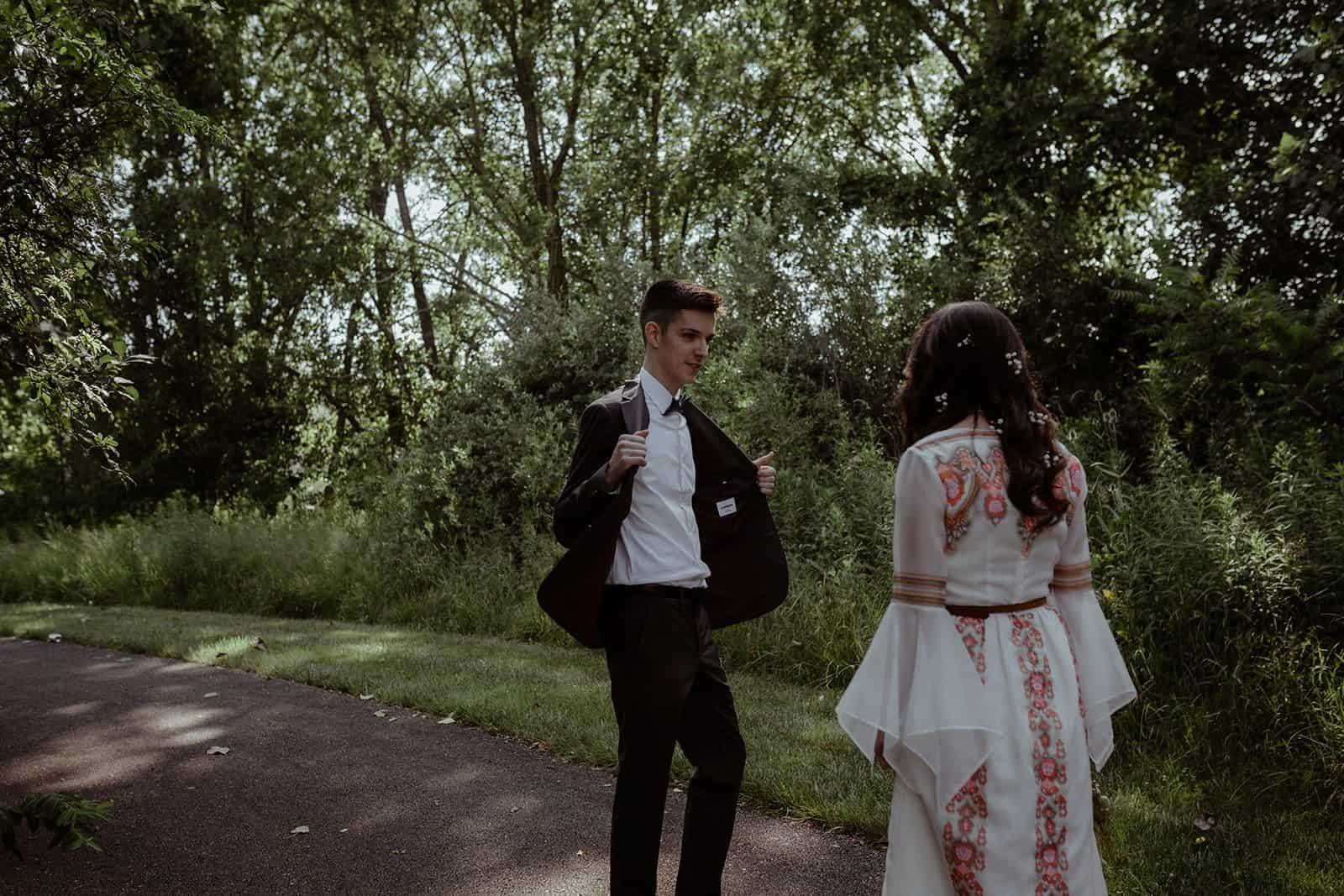 COVID-19 Backyard Wedding - WILLIAM + KAYLA 204