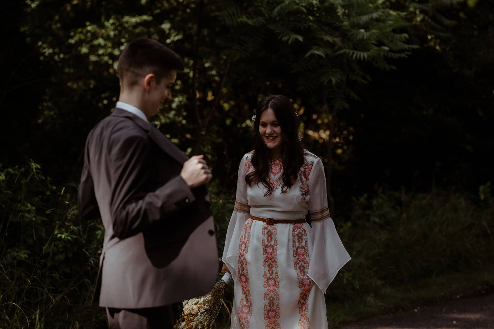 COVID-19 Backyard Wedding - WILLIAM + KAYLA 206