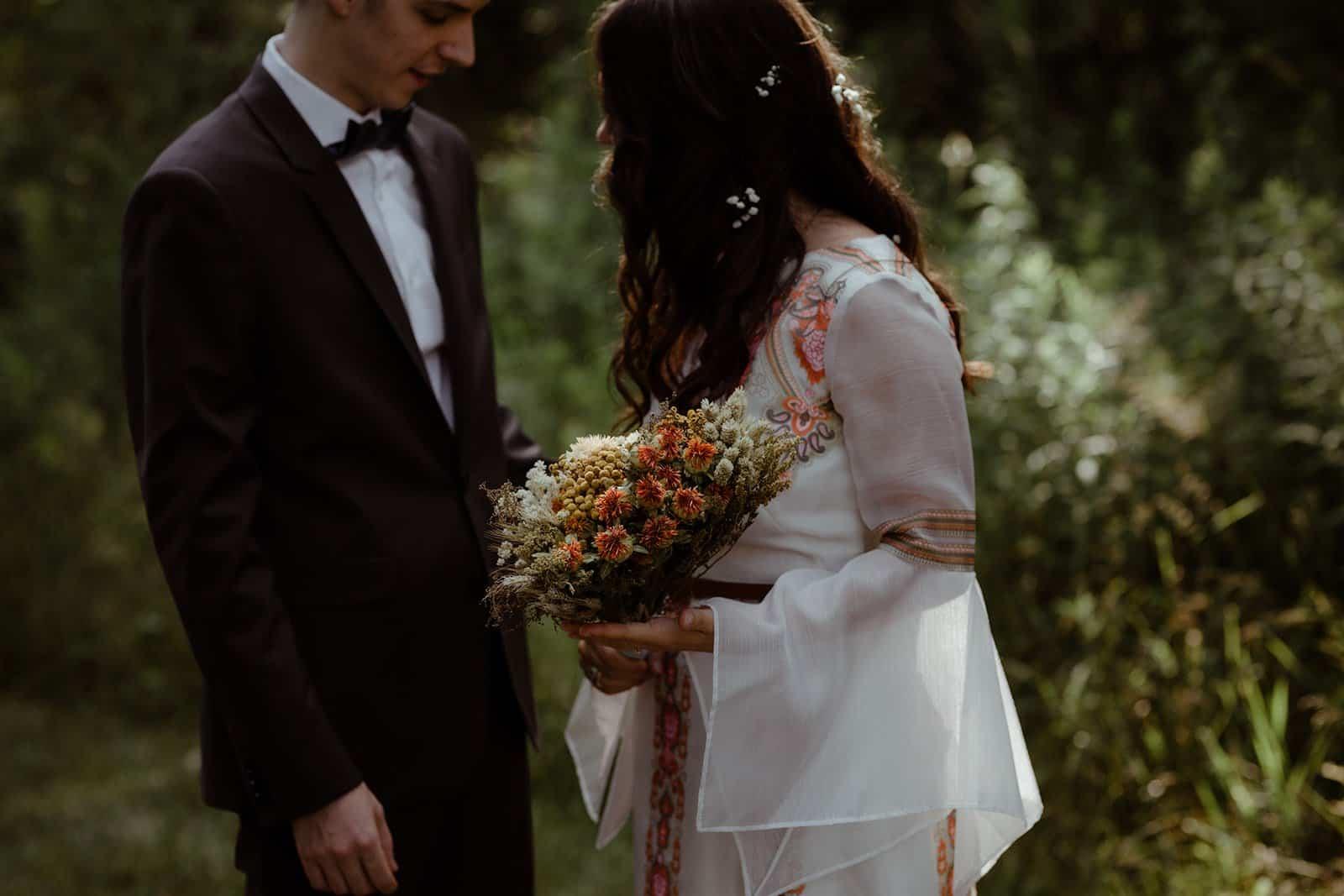 COVID-19 Backyard Wedding - WILLIAM + KAYLA 212