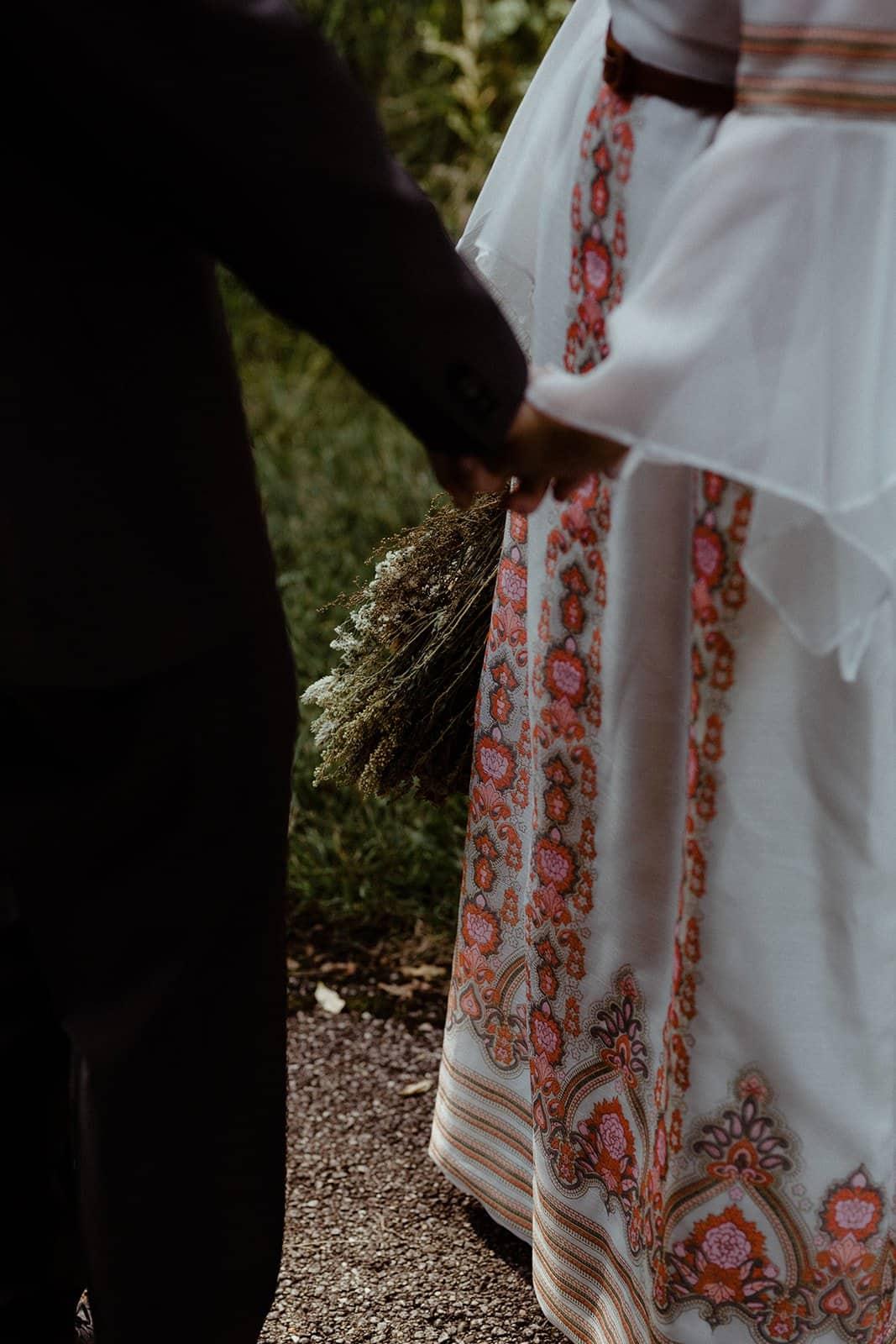 COVID-19 Backyard Wedding - WILLIAM + KAYLA 216