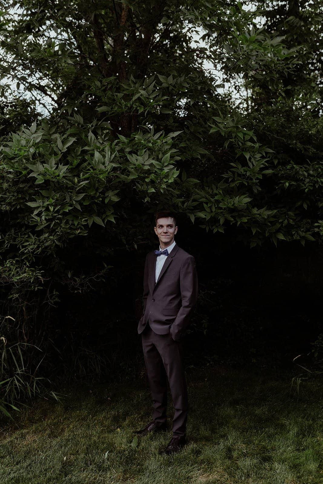 COVID-19 Backyard Wedding - WILLIAM + KAYLA 277
