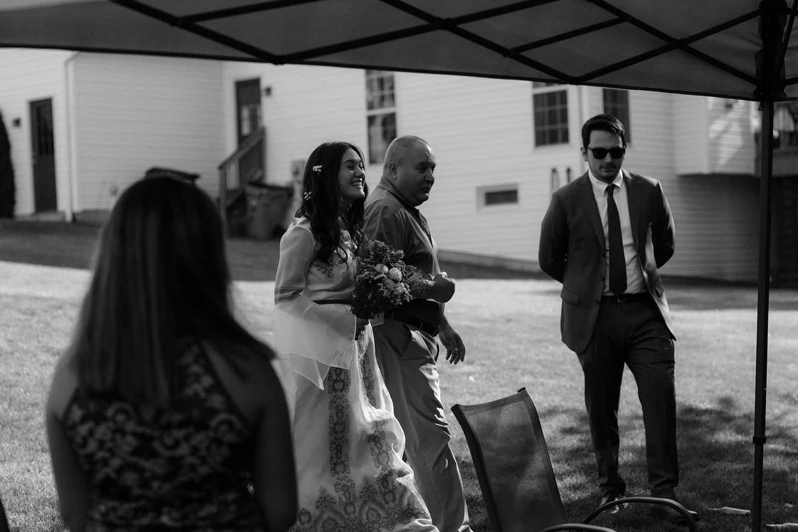 COVID-19 Backyard Wedding - WILLIAM + KAYLA 223