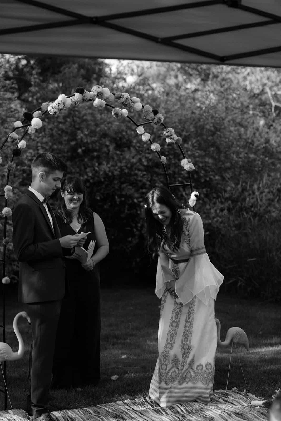 COVID-19 Backyard Wedding - WILLIAM + KAYLA 233