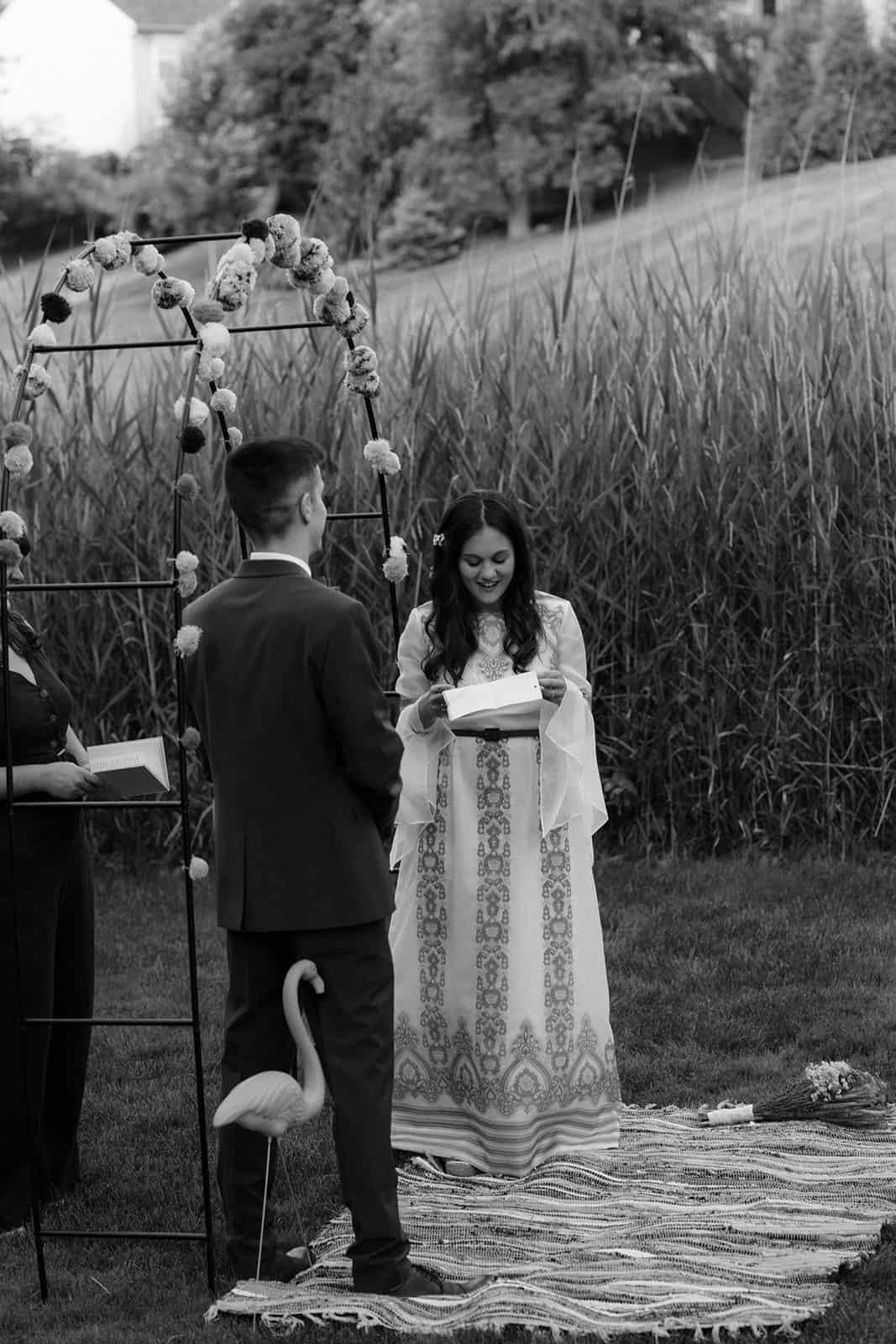 COVID-19 Backyard Wedding - WILLIAM + KAYLA 236