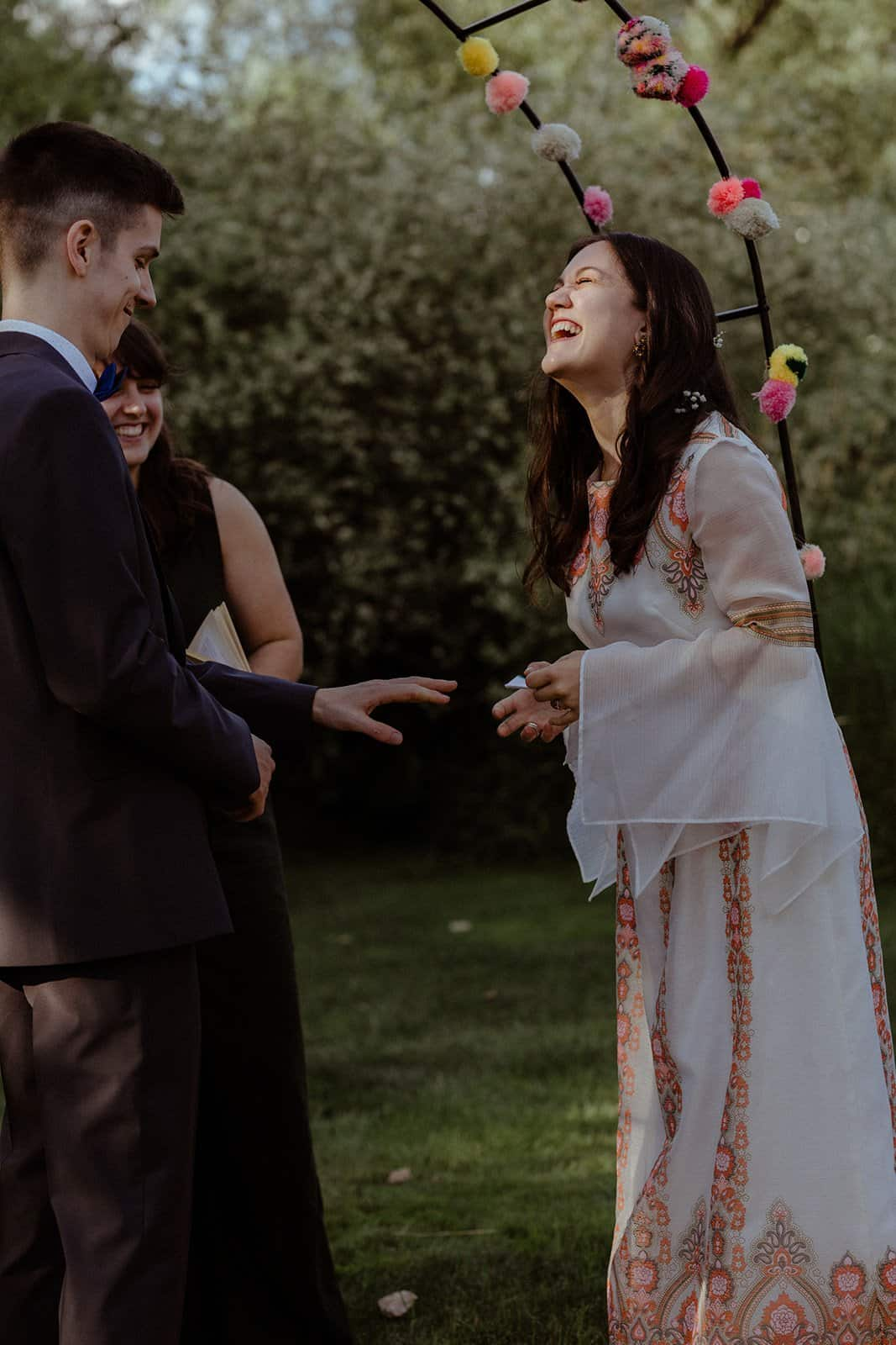 COVID-19 Backyard Wedding - WILLIAM + KAYLA 241