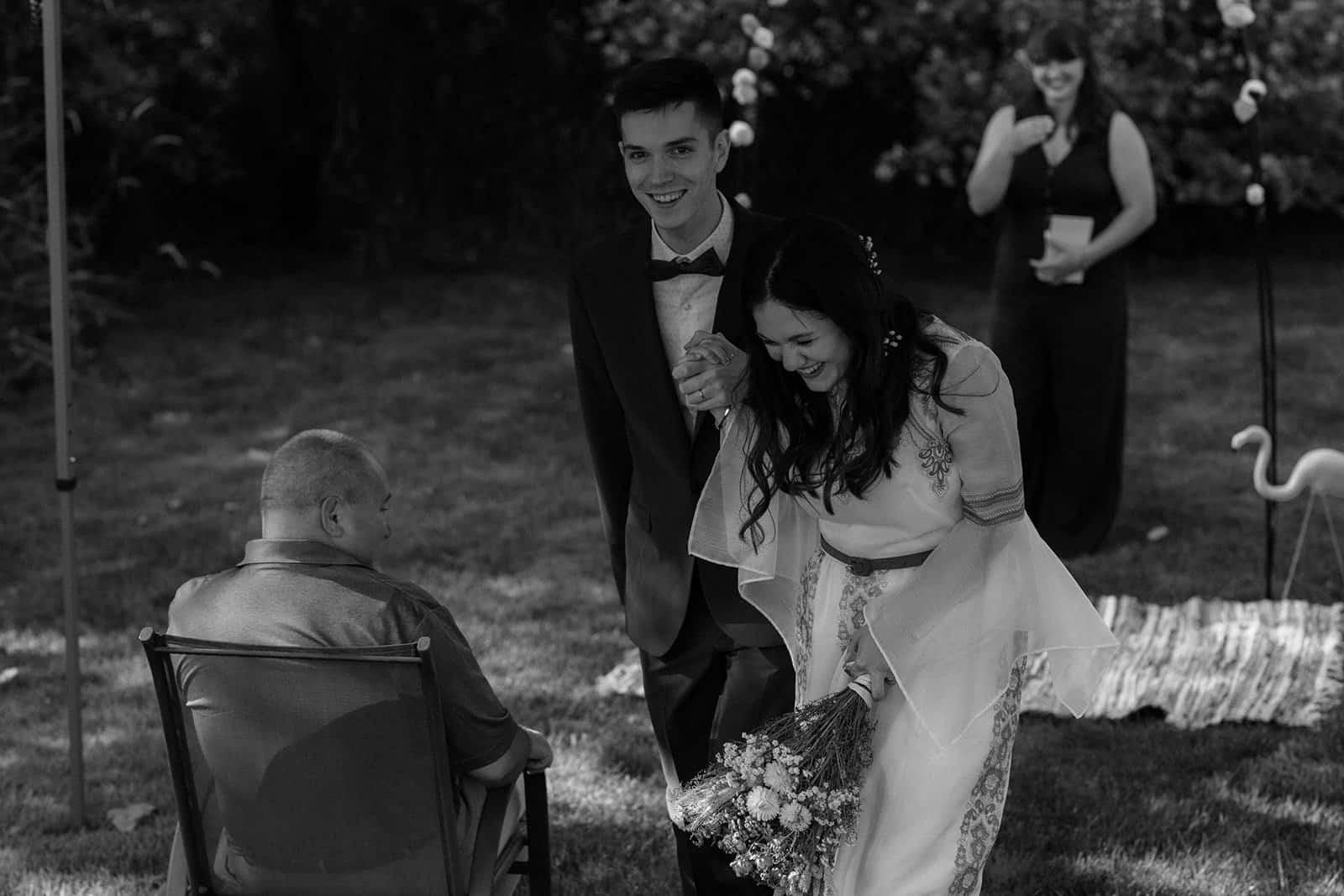 COVID-19 Backyard Wedding - WILLIAM + KAYLA 249
