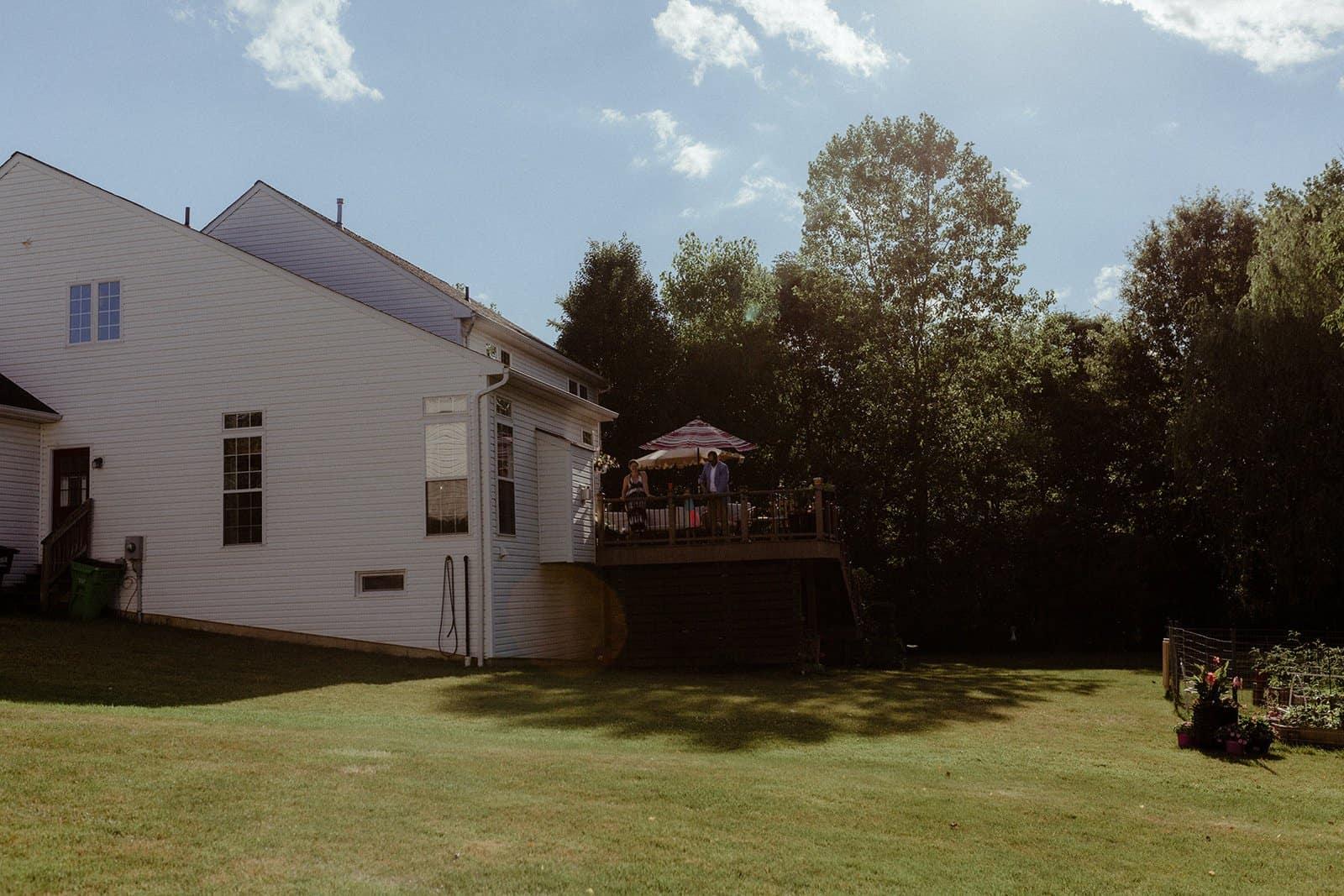 COVID-19 Backyard Wedding - WILLIAM + KAYLA 251