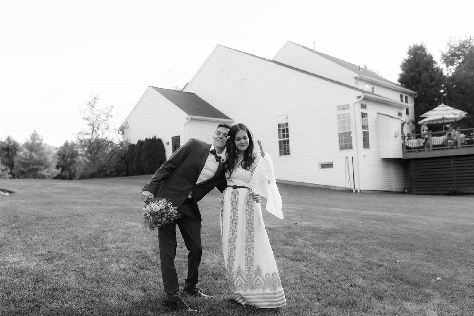 COVID-19 Backyard Wedding - WILLIAM + KAYLA 255