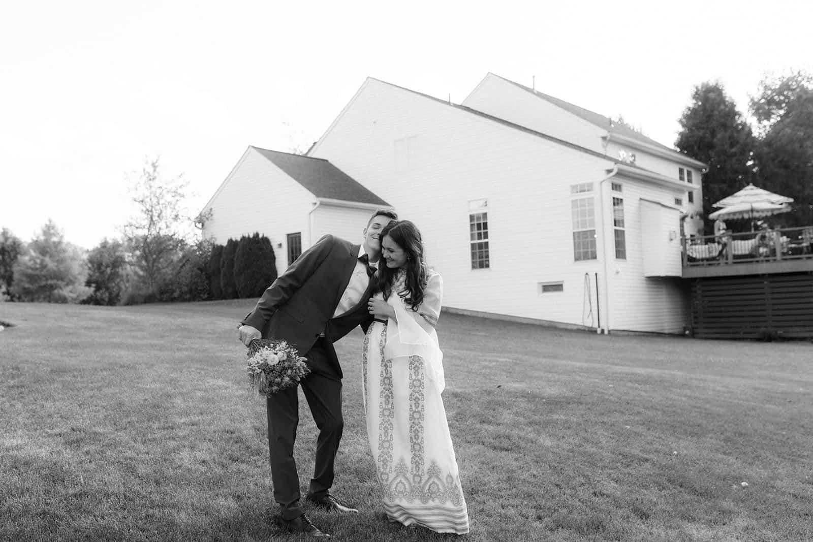 COVID-19 Backyard Wedding - WILLIAM + KAYLA 256