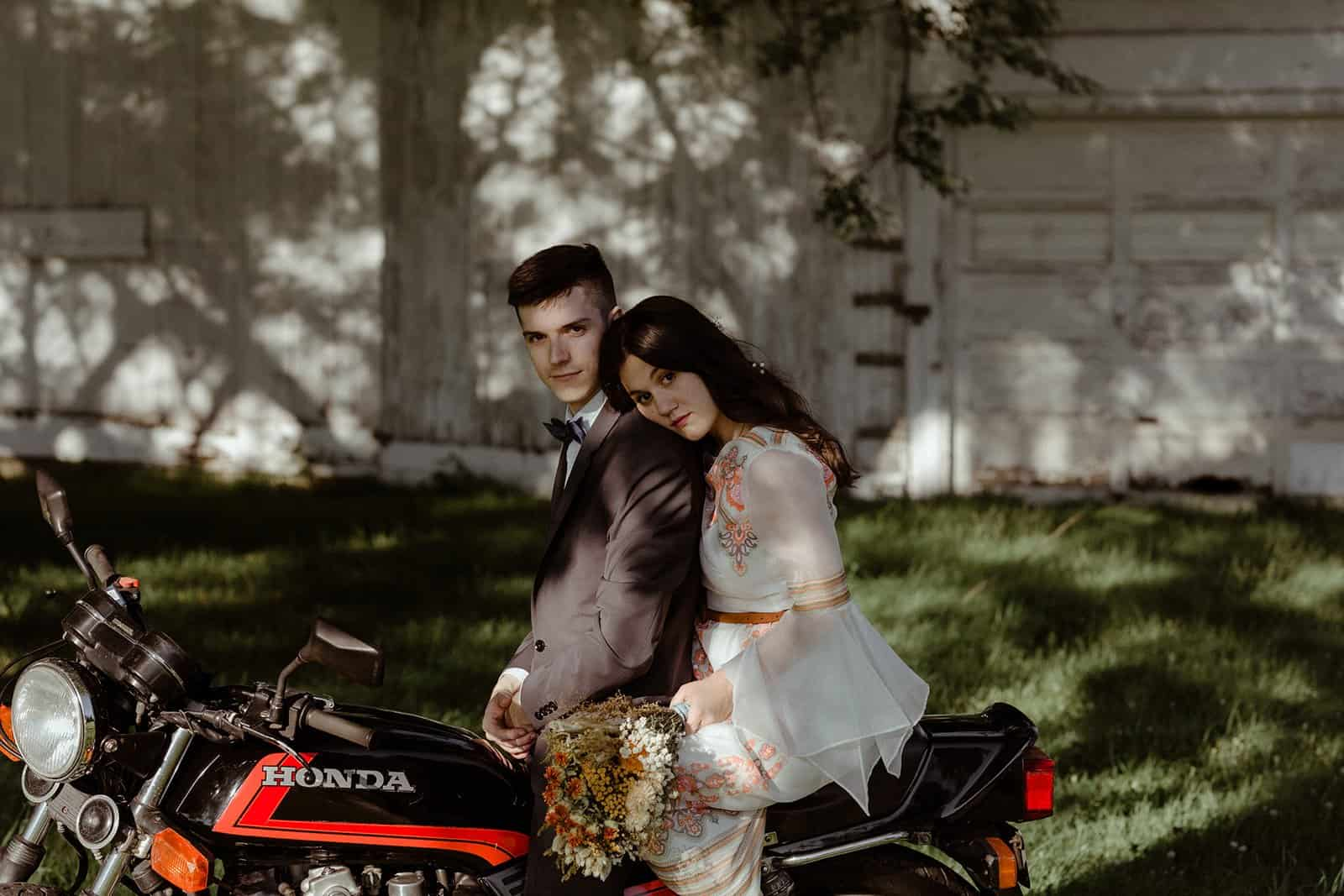 COVID-19 Backyard Wedding - WILLIAM + KAYLA 279