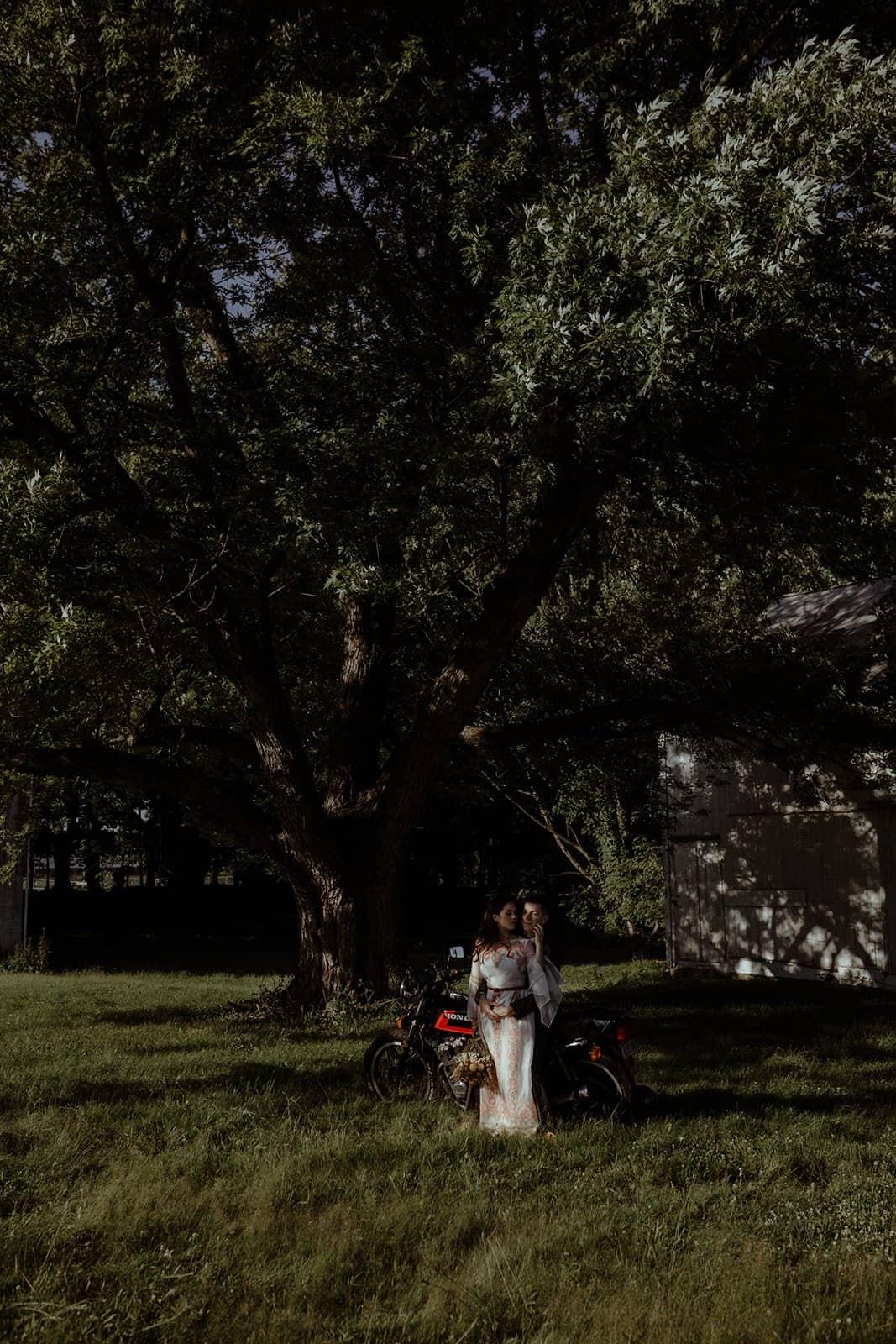 COVID-19 Backyard Wedding - WILLIAM + KAYLA 286