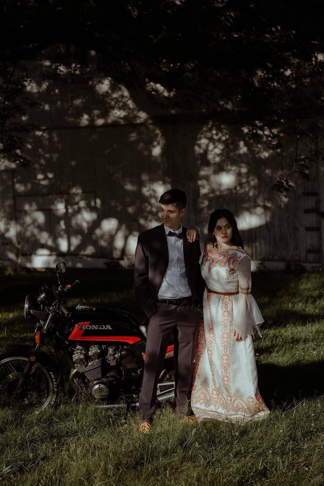 COVID-19 Backyard Wedding - WILLIAM + KAYLA 291