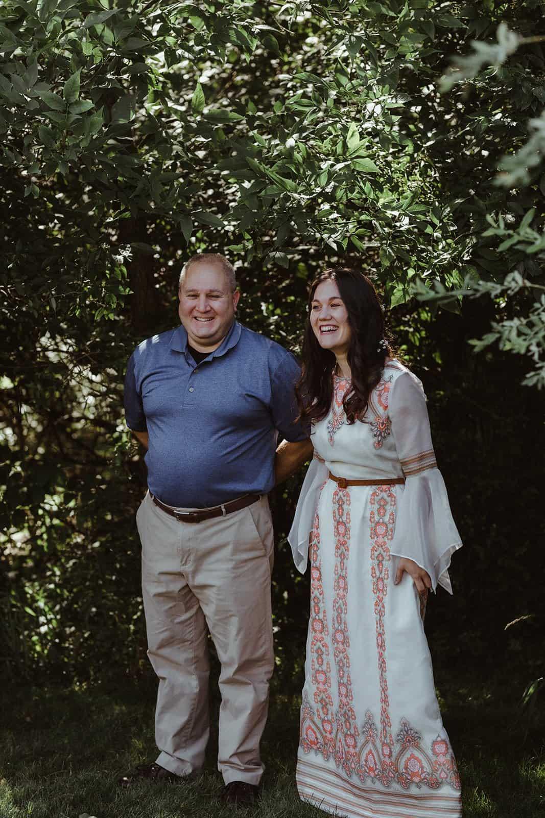 COVID-19 Backyard Wedding - WILLIAM + KAYLA 187