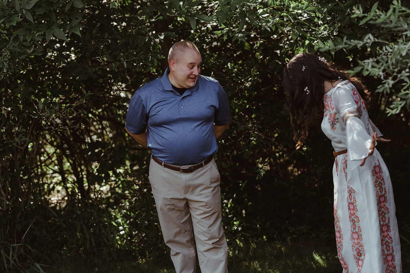 COVID-19 Backyard Wedding - WILLIAM + KAYLA 189