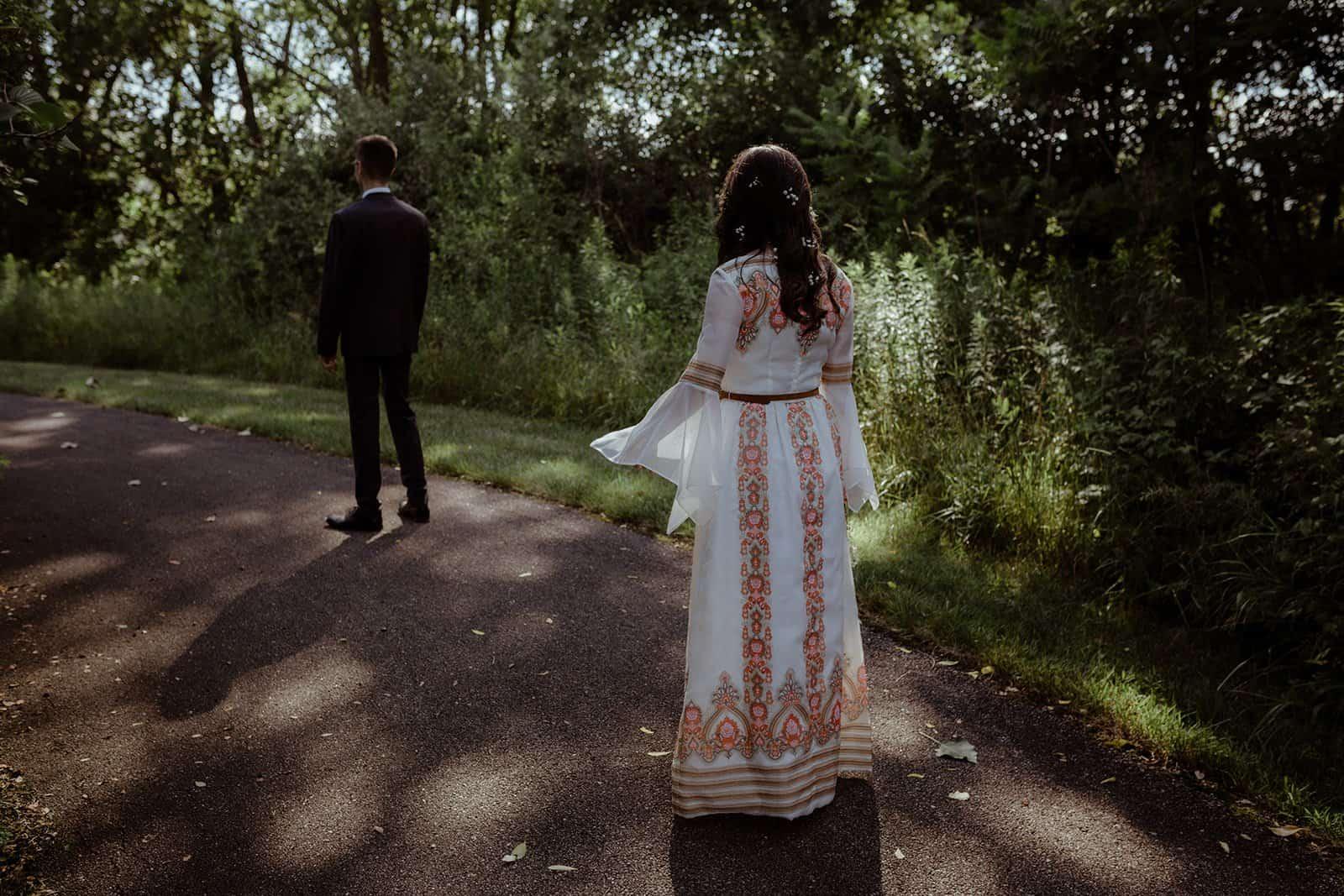 COVID-19 Backyard Wedding - WILLIAM + KAYLA 195