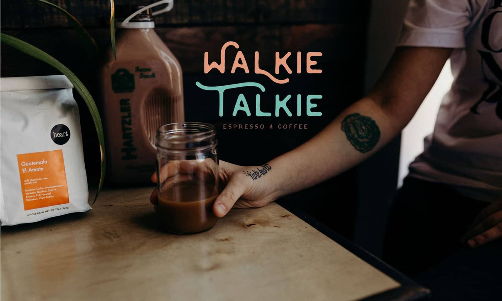 Coffee Shop Photography - Walkie Talkie Coffee 119