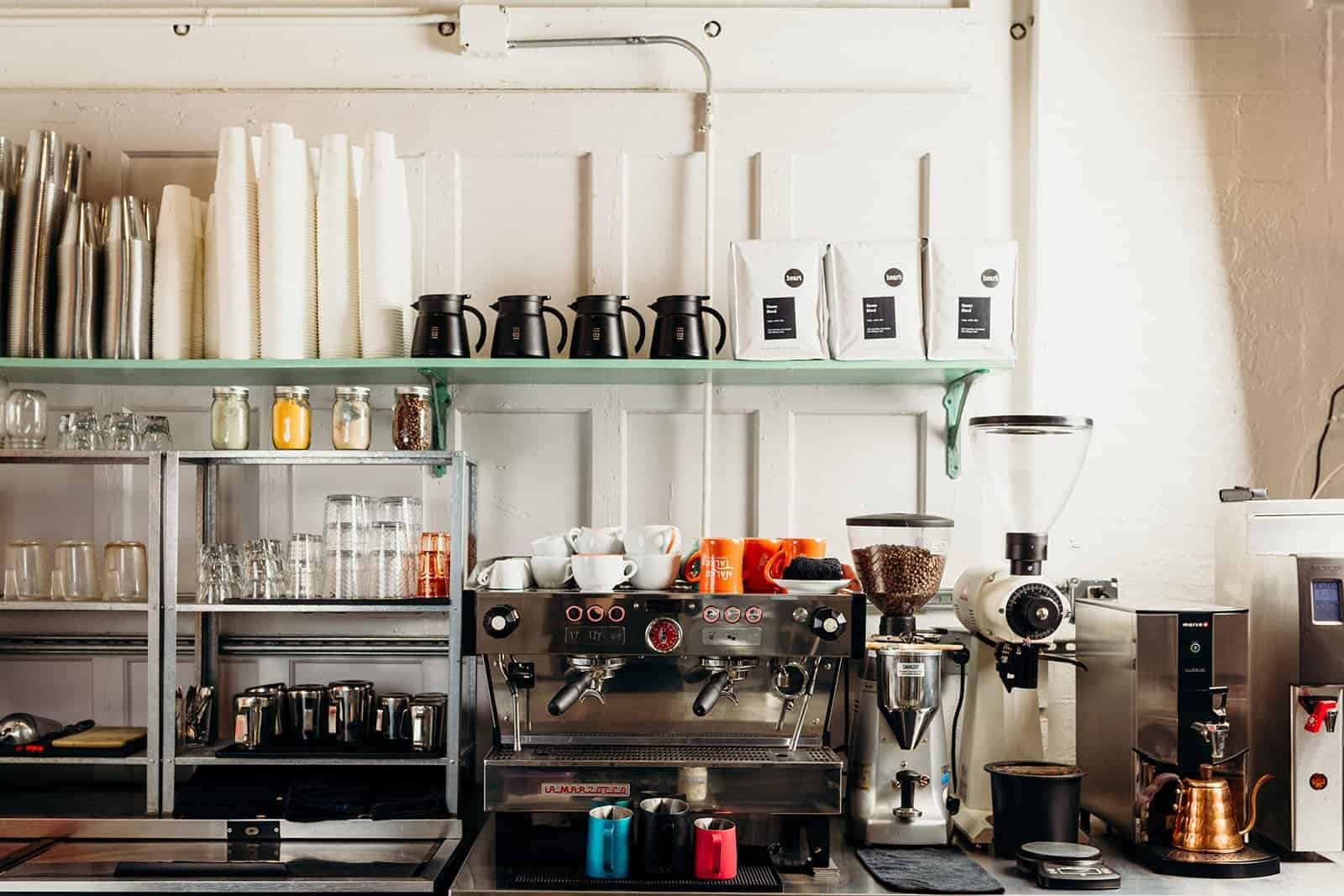 Coffee Shop Photography - Walkie Talkie Coffee 197