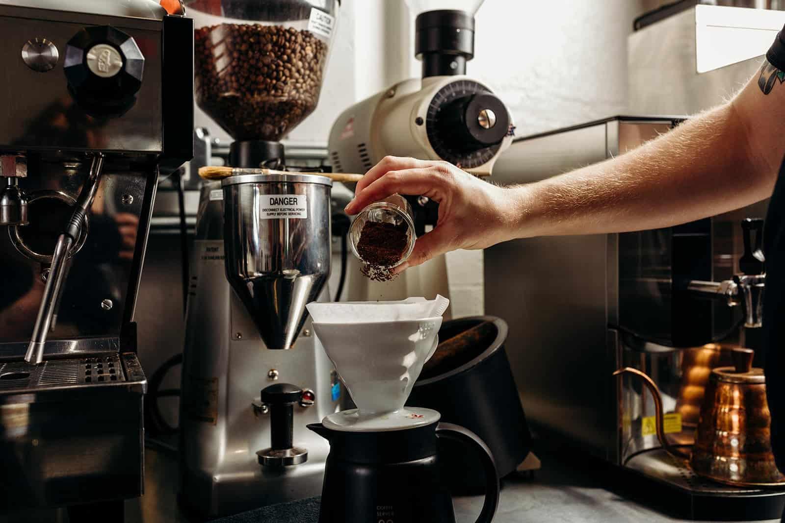 Coffee Shop Photography - Walkie Talkie Coffee 196