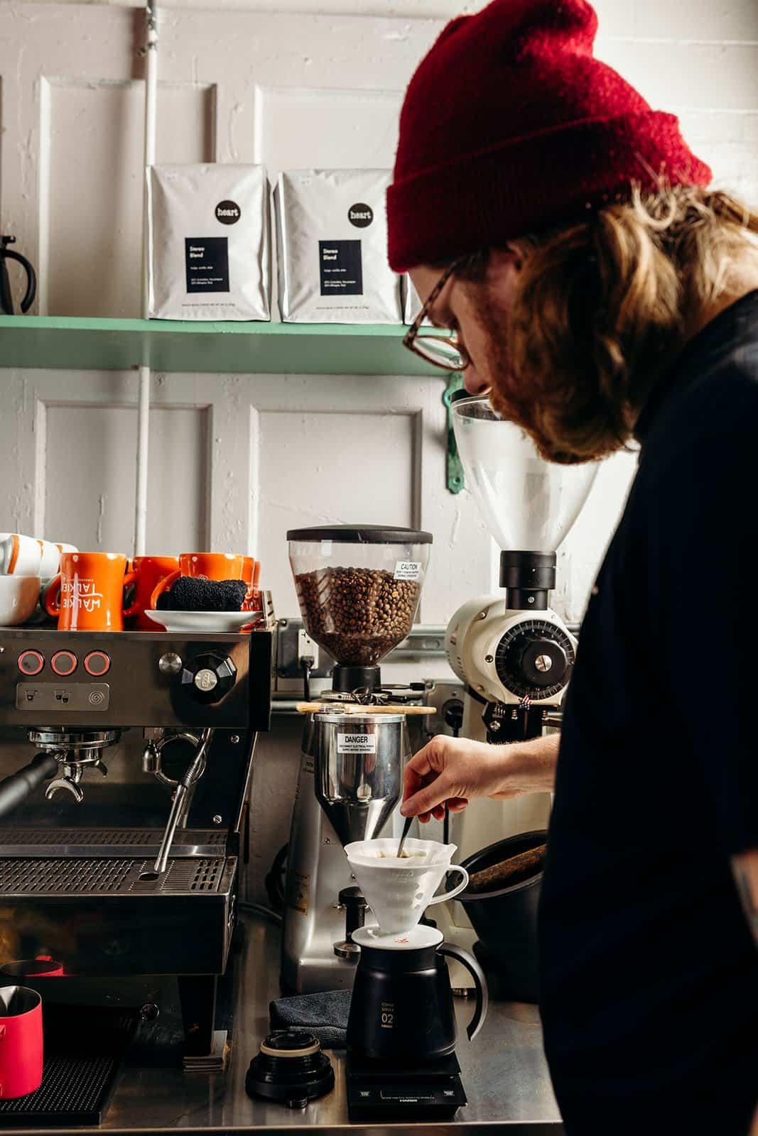 Coffee Shop Photography - Walkie Talkie Coffee 194