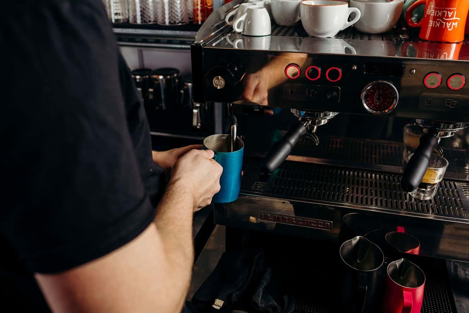 Coffee Shop Photography - Walkie Talkie Coffee 191
