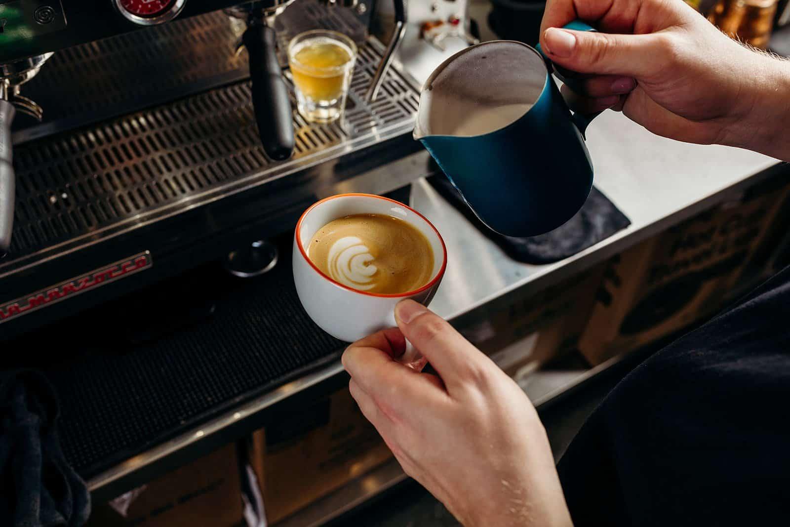 Coffee Shop Photography - Walkie Talkie Coffee 188