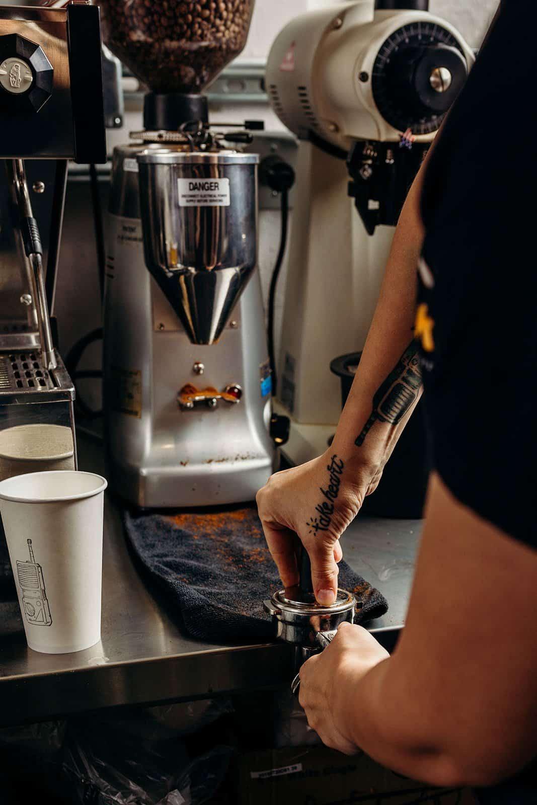 Coffee Shop Photography - Walkie Talkie Coffee 186