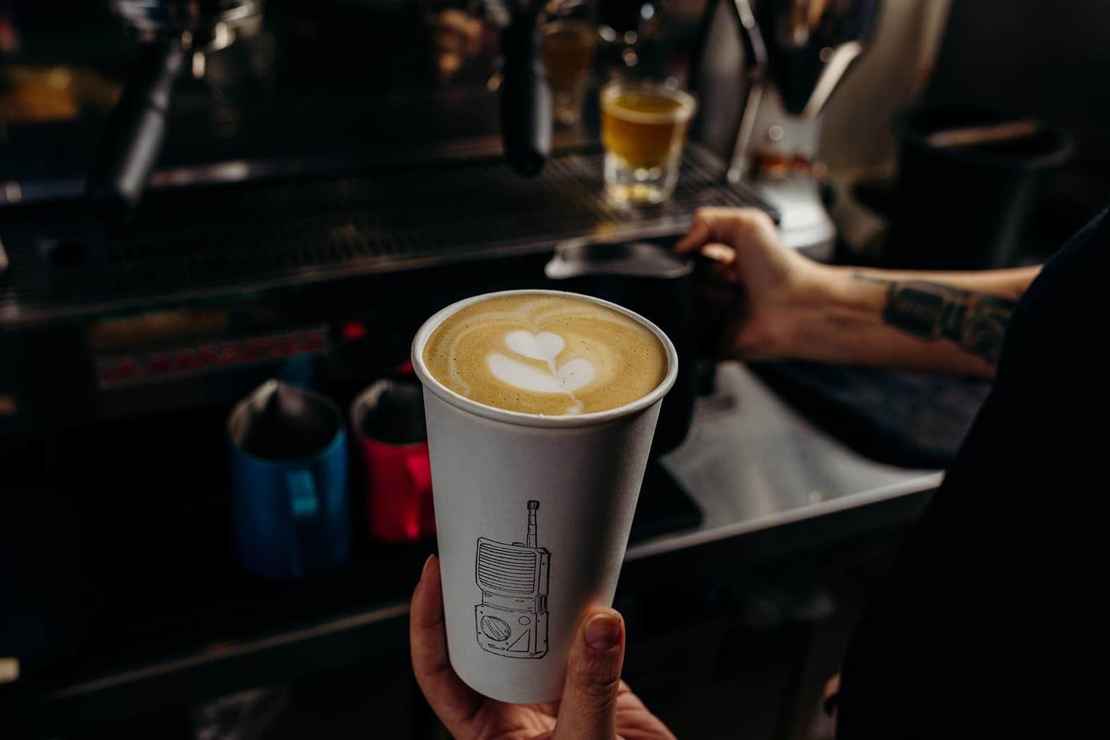 Coffee Shop Photography - Walkie Talkie Coffee 183