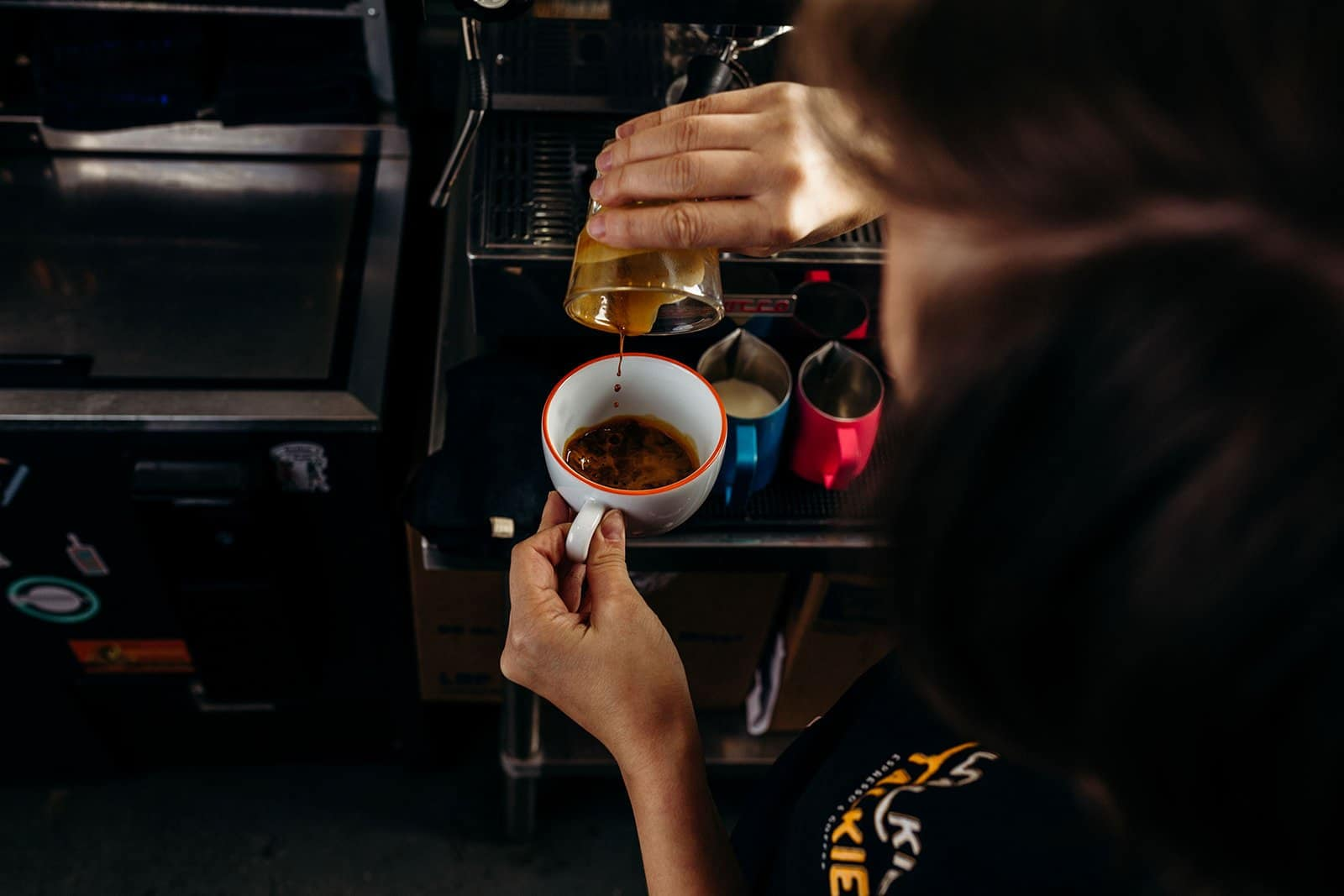Coffee Shop Photography - Walkie Talkie Coffee 182