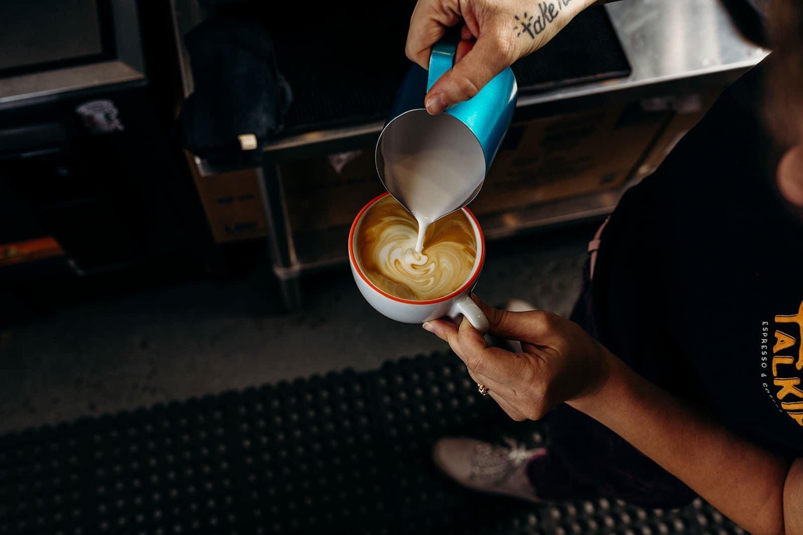 Coffee Shop Photography - Walkie Talkie Coffee 181