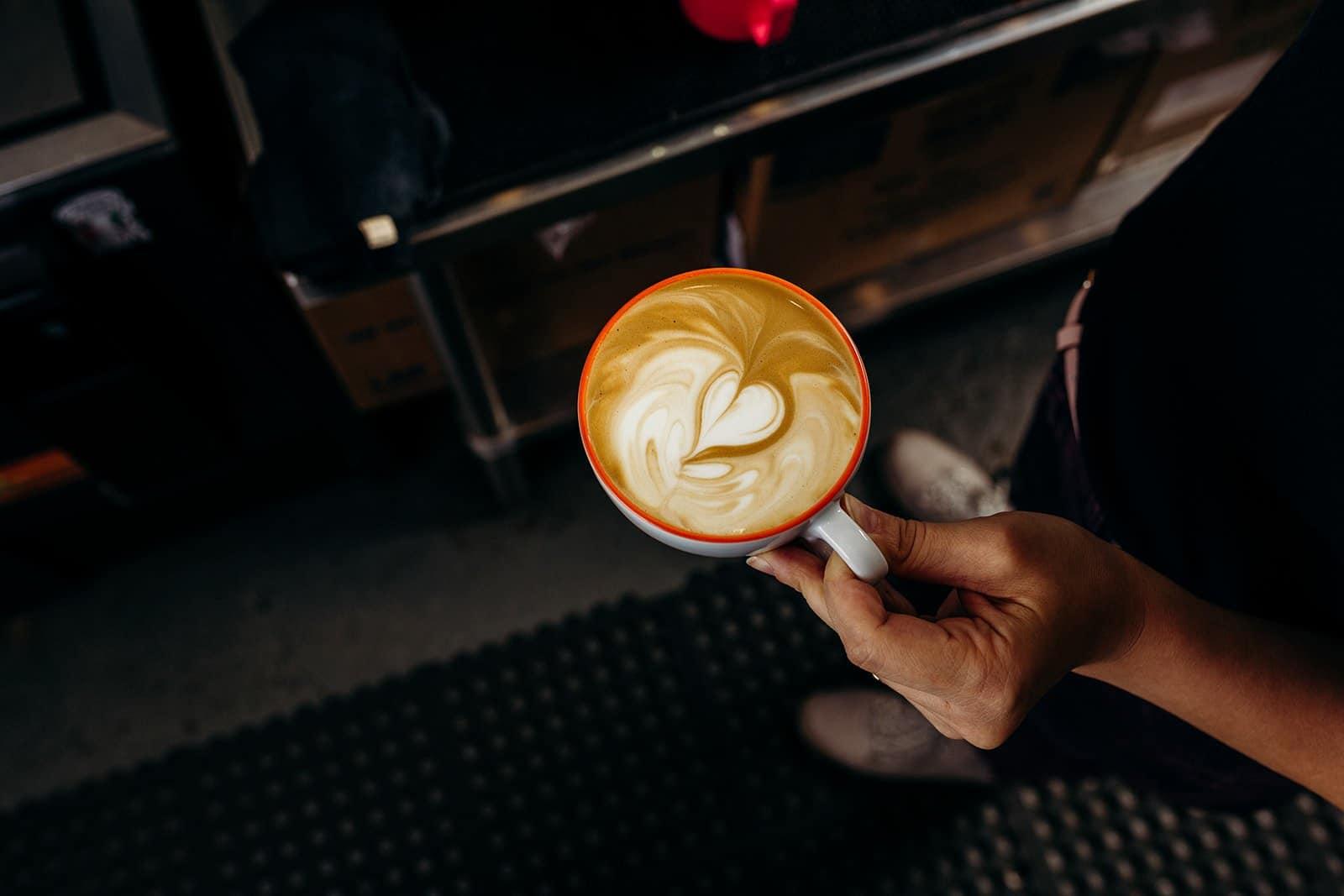 Coffee Shop Photography - Walkie Talkie Coffee 179